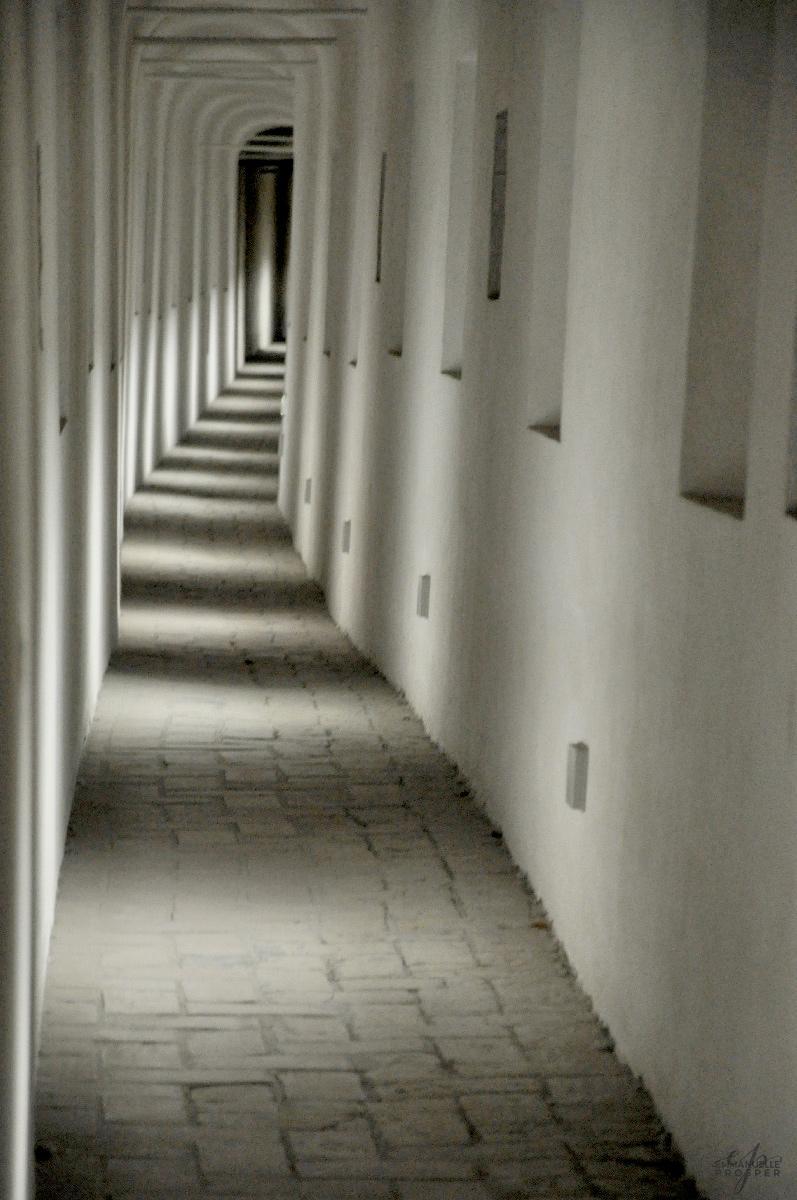 Labyrinthe. Emmanuelle Prosper