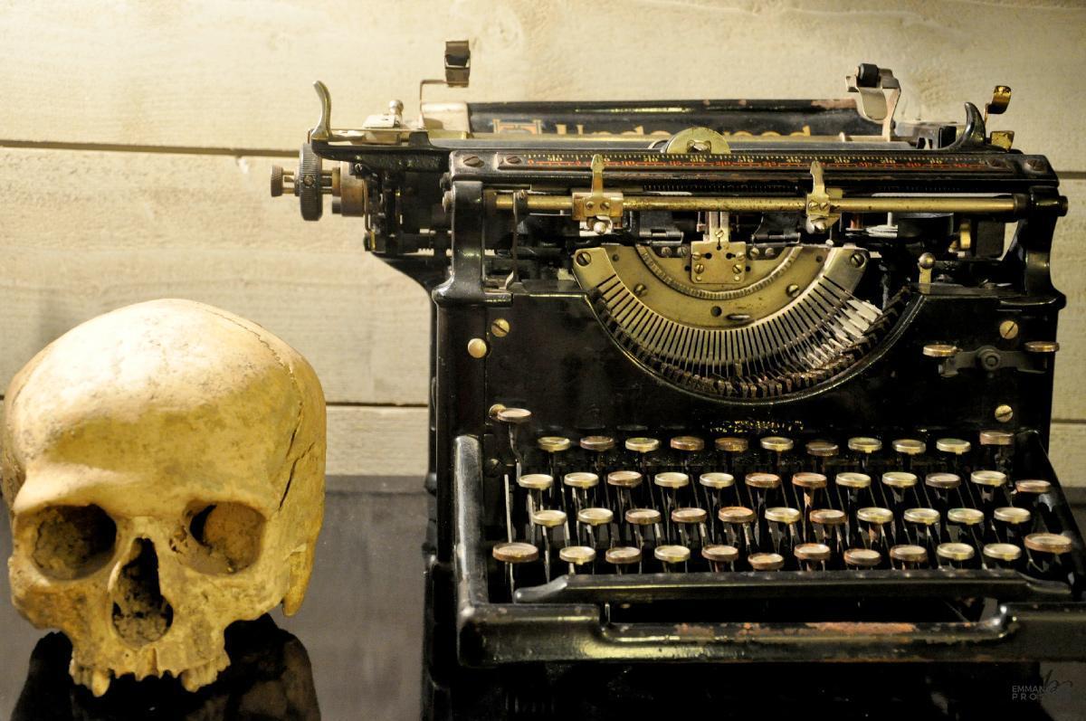 Le Temps de l'Ecriture| Emmanuelle Prosper