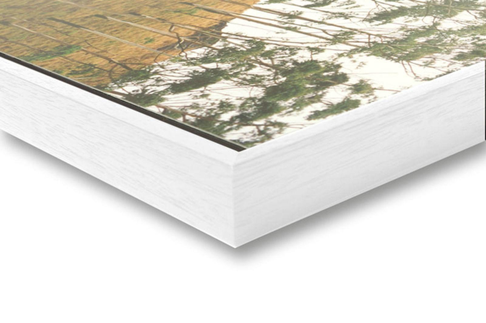 Caisse américaine blanche