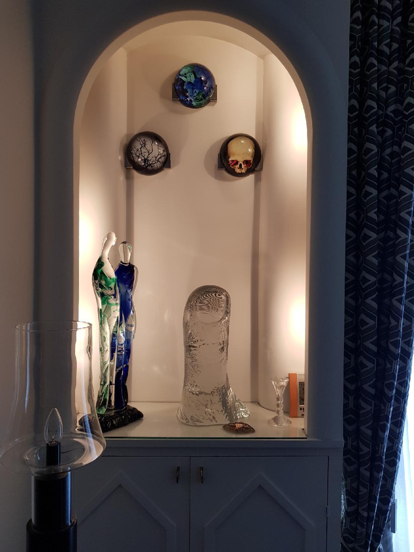 Sphères collection privée